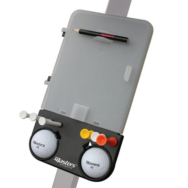 DeLuxe Trolley score Card Holder