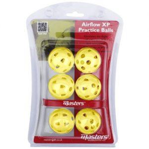 Airflow XP Practice Balls