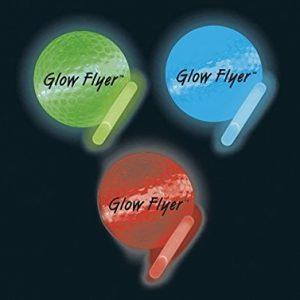 Glow Flyer Golf Balls