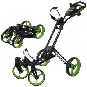 Golf Trolley Fast Fold Quad 360