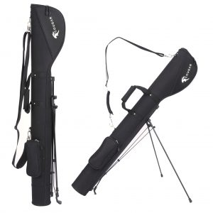 Cougar Pistol Bag with Stand