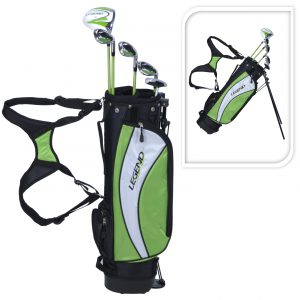 Legend Junior set Green 8 - 10 year