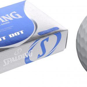 Spalding Golfballs Hott Dot 85 compression