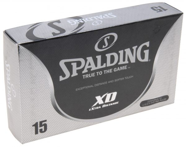 Spalding XD with 85 compression