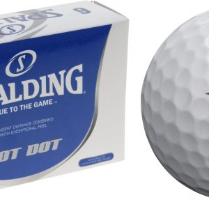 Spalding Hot Dot with 85 compression