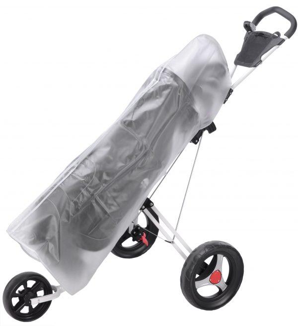 """Raincover Golfbag Deluxe 8""""-10"""" Doorzichtig"""