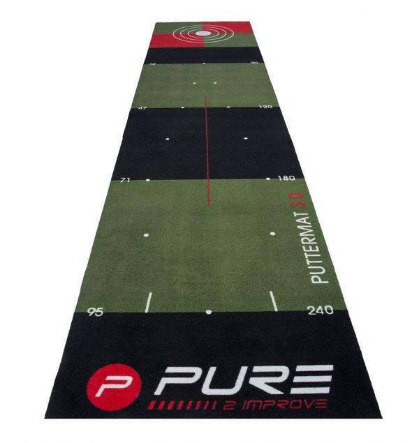 Pure Putting mat 300 cm