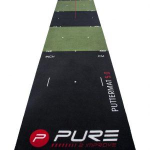 Pure putting mat 500 cm